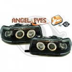 Phare angel eyes design audi 80