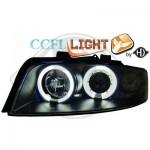 Phares design Angel eyes Audi A4