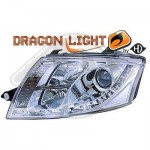 Phares avant dragon lights Audi TT