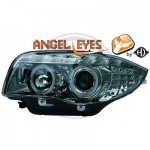 Phares design angel eyes BMW série 1 E87
