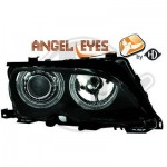 Set de phares design BMW E46