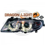 Phares design Drangon Light à LED BMW E46