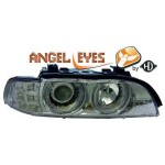 Phares design Angel Eyes BMW série 5 E39