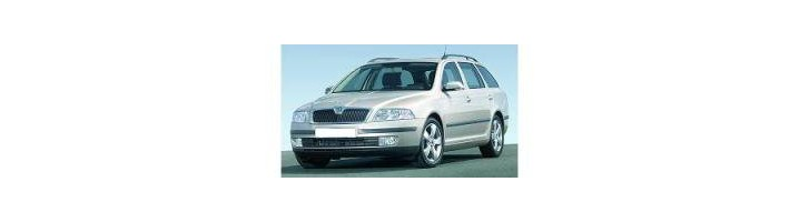 Skoda octavia berline + break à partir de 2004